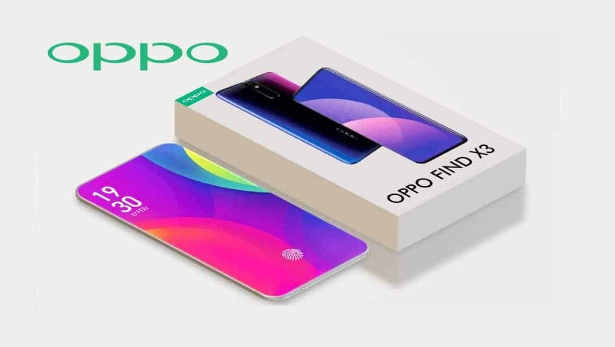 OPPO Teases Find X3