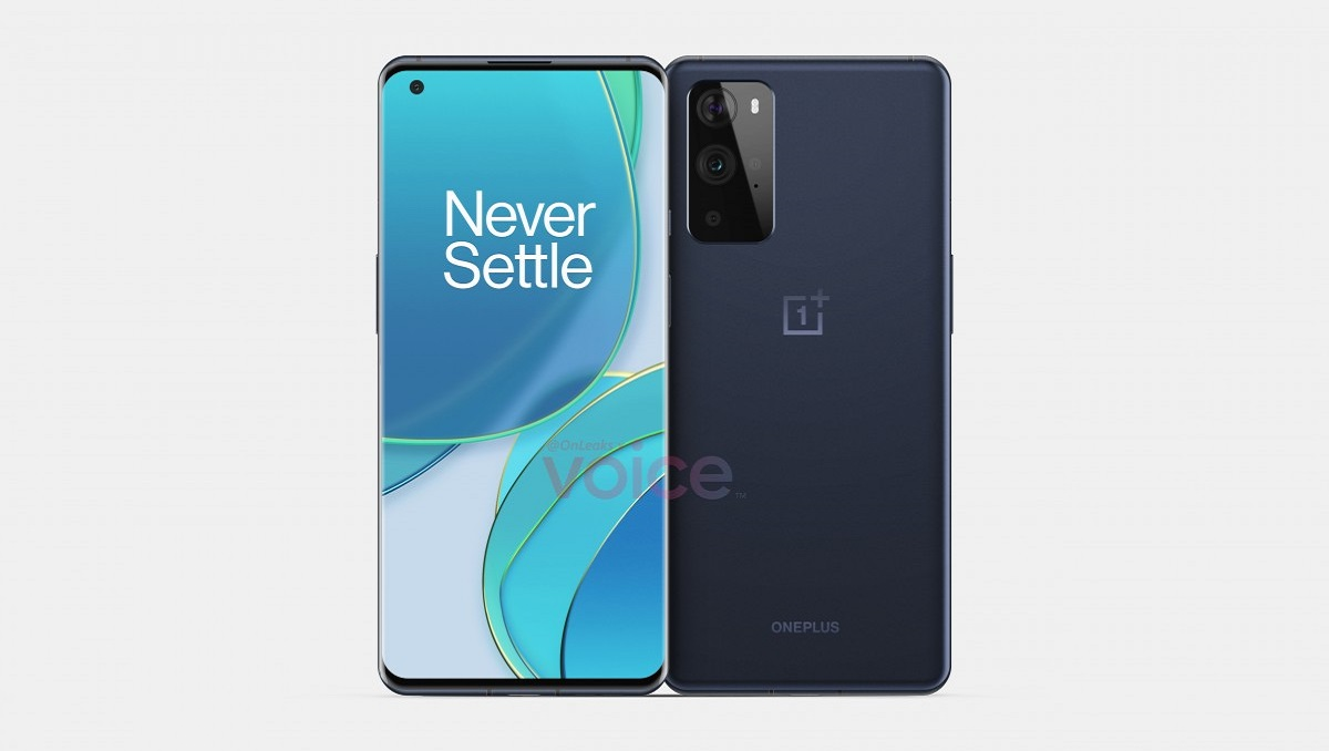 OnePlus 9 Pro Renders Reveal New Design