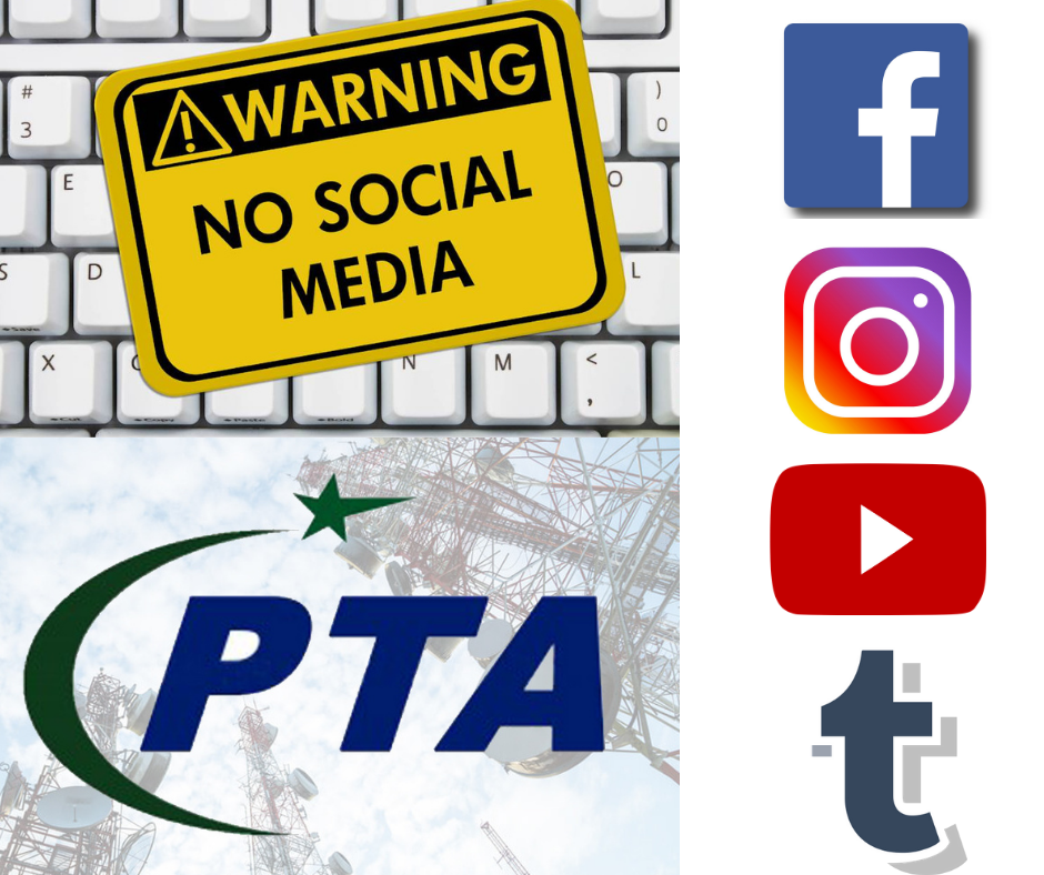 Photo of Social media companies threaten to lift services from region