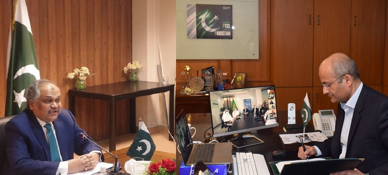 Photo of PTCL collaborates with DETASAD (DETECON Al Saudia Co. Ltd.) to bring  Cloud Marketplace to Pakistan