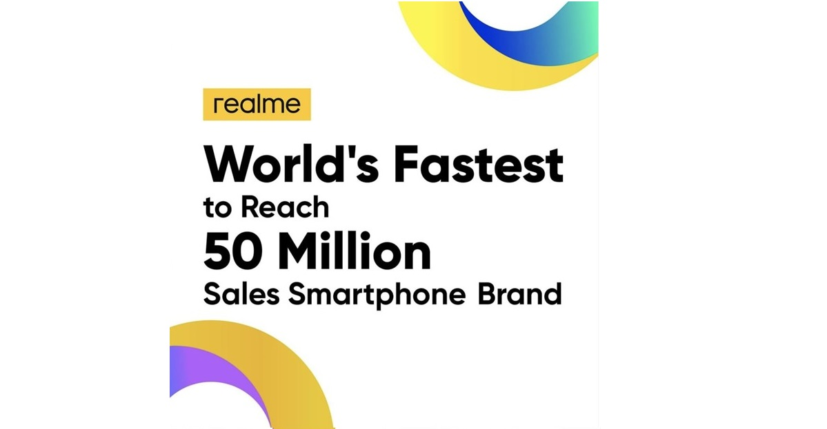 Photo of Realme Crossed 50 Million Units milestone & is Offering C17 for PKR 28,999