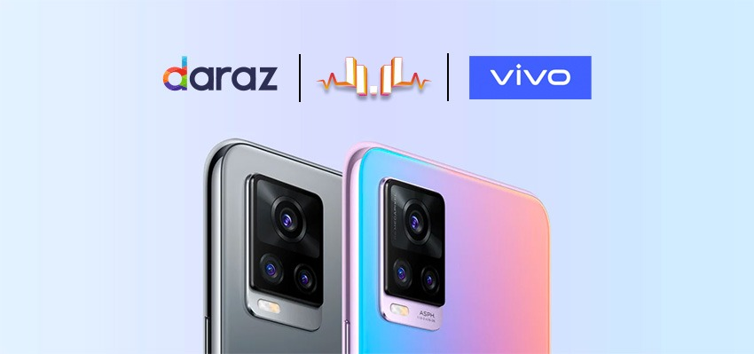 Photo of vivo collaborates with Daraz for Pakistan's Biggest Online 11.11 Sale