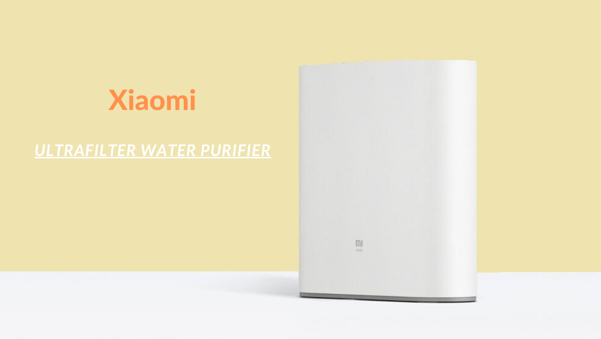 Ultrafilter Water Purifier
