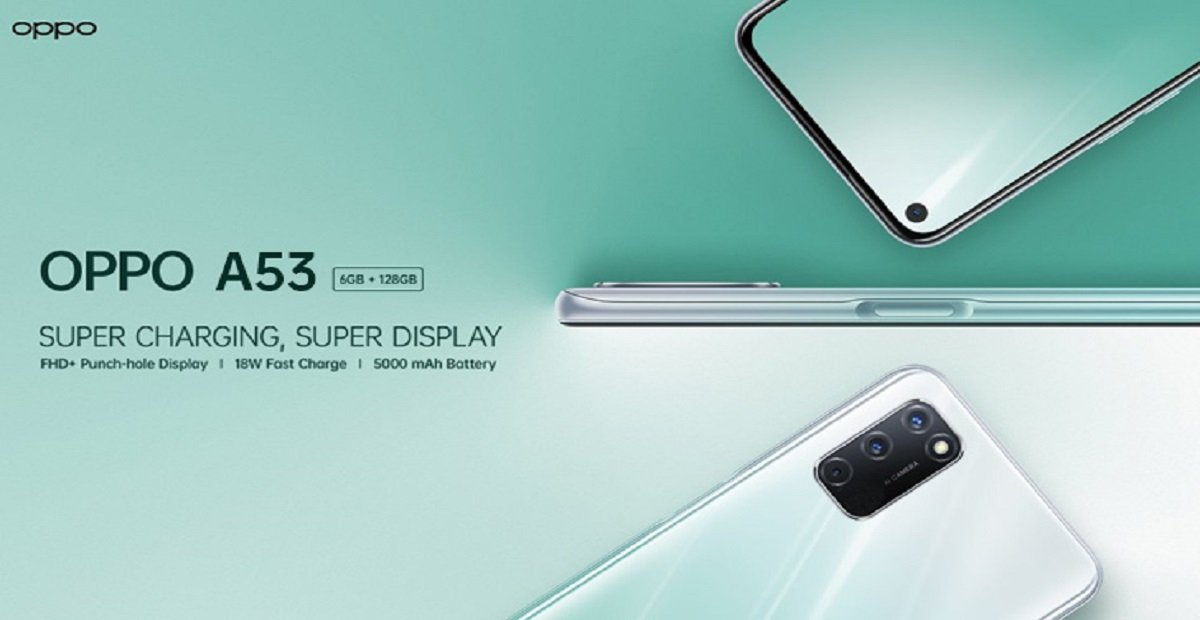 Photo of Here are leaked Specifications of Oppo A53