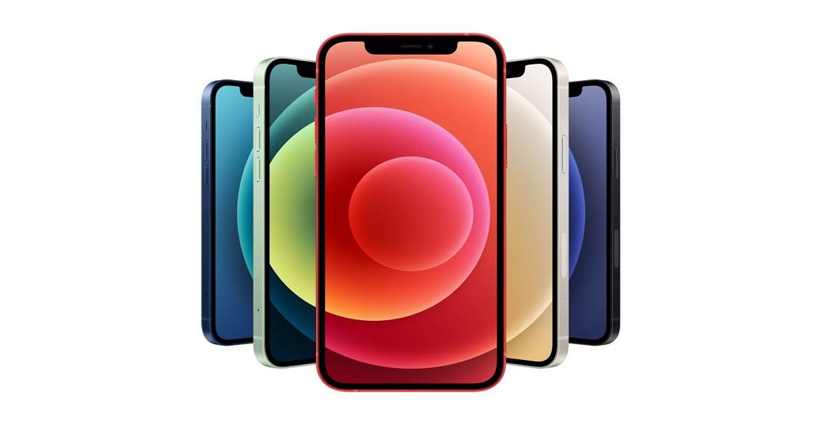 Apple iPhone 12 Pro Max & 12 Mini have these Impressive Color Options