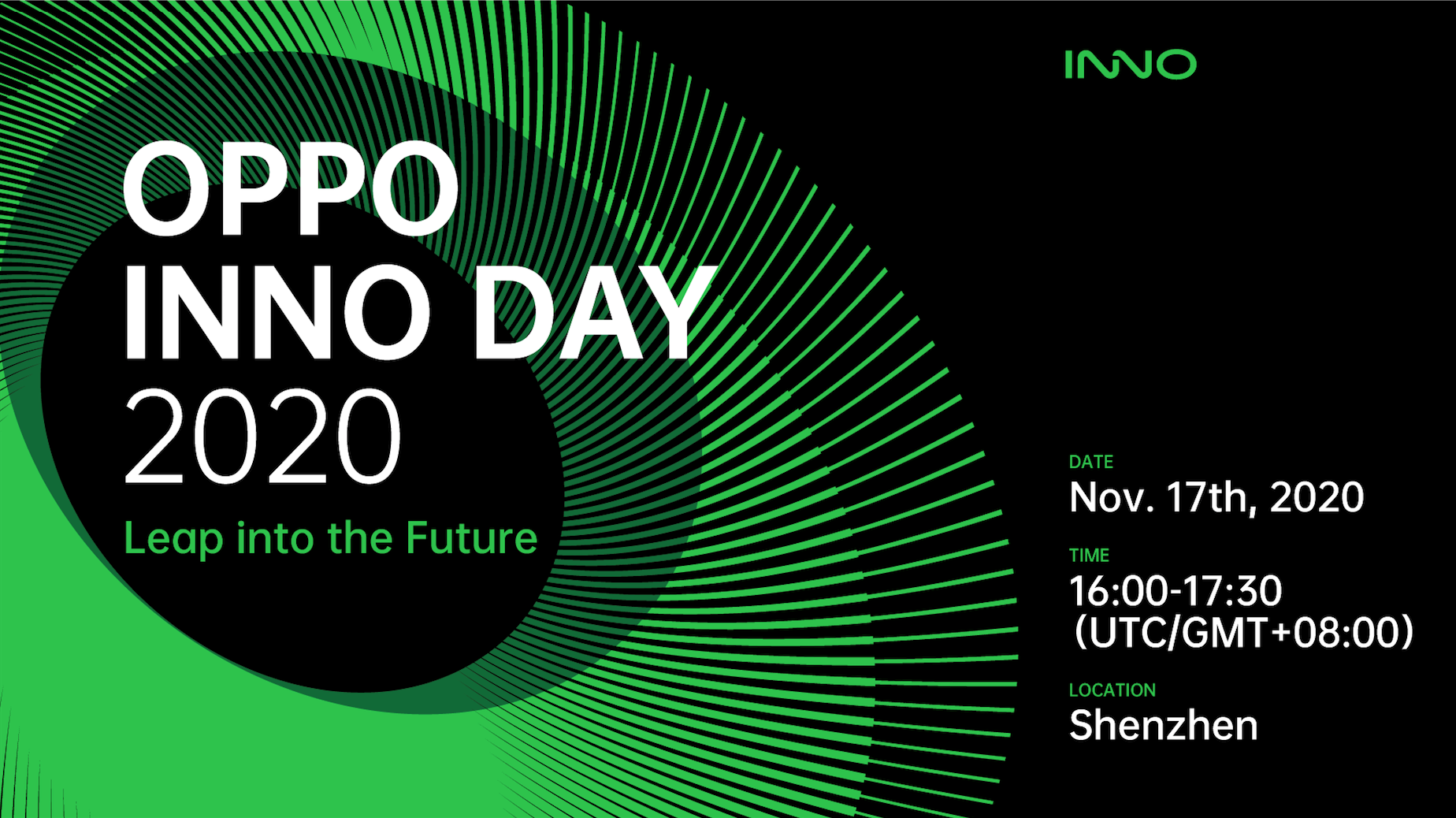Photo of OPPO will host OPPO INNO DAY 2020 on November 17, unveiling three innovative concept products