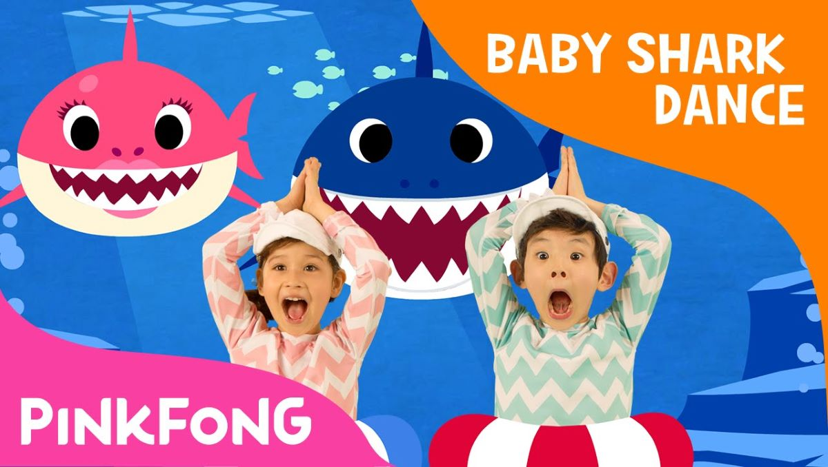 Photo of With 7bn Views 'Baby Shark' Becomes the Most-watched YouTube Video