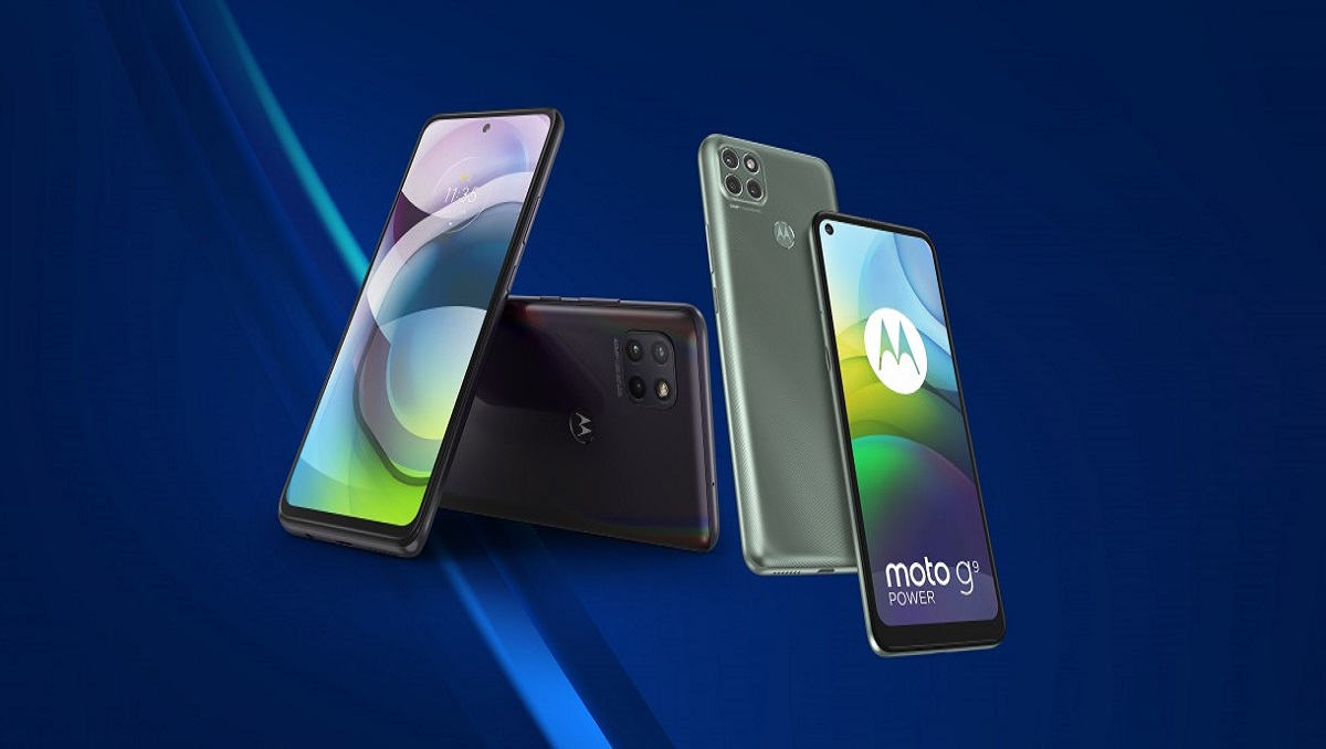 Moto G9 Power is Now Official Globally