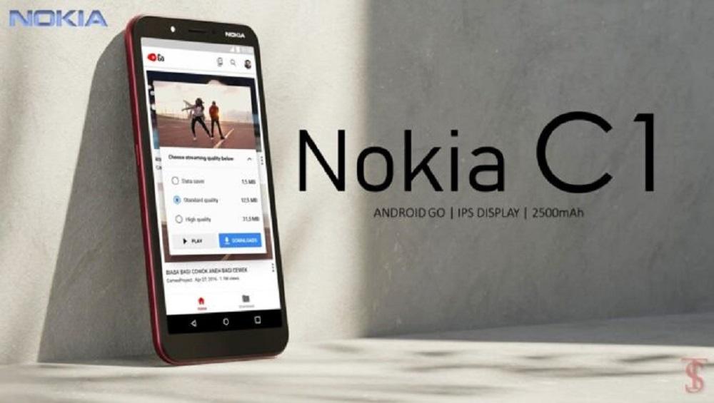 Nokia C1 Plus Specs Leaked Ahead of Launch