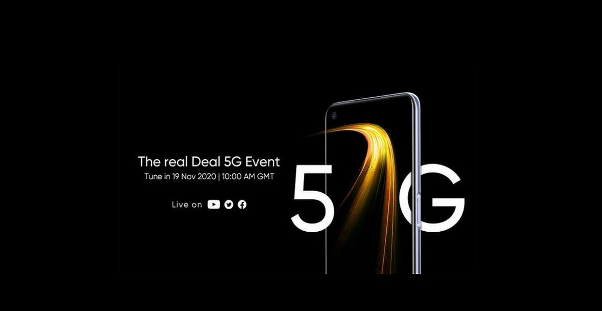 Photo of Realme 7 5G will be launch on 19th November 2020; Theseare the expected specs