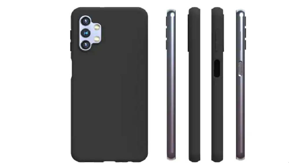 Photo of Samsung Galaxy A32 5G Case Renders Reveal Design