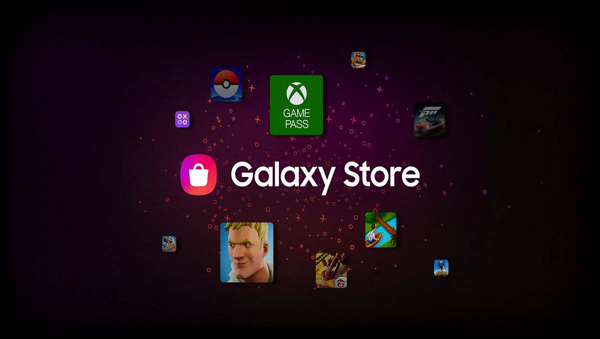 Samsung Redesigns Galaxy Store