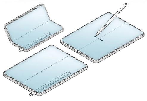 Galaxy Z Fold 3 With S Pen