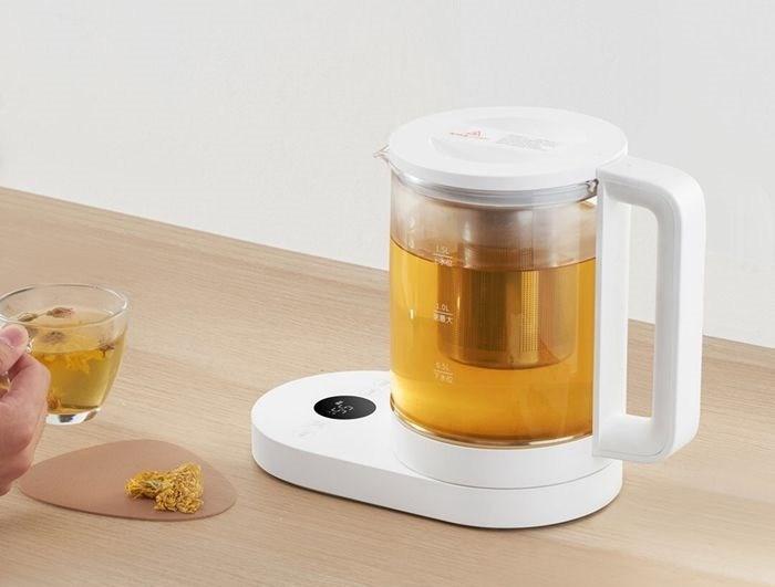 Smart-kettle