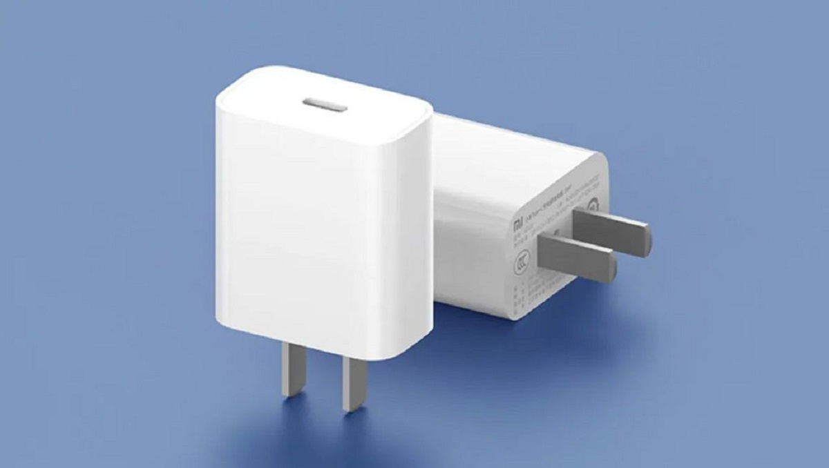 xiaomi 55w fast charger