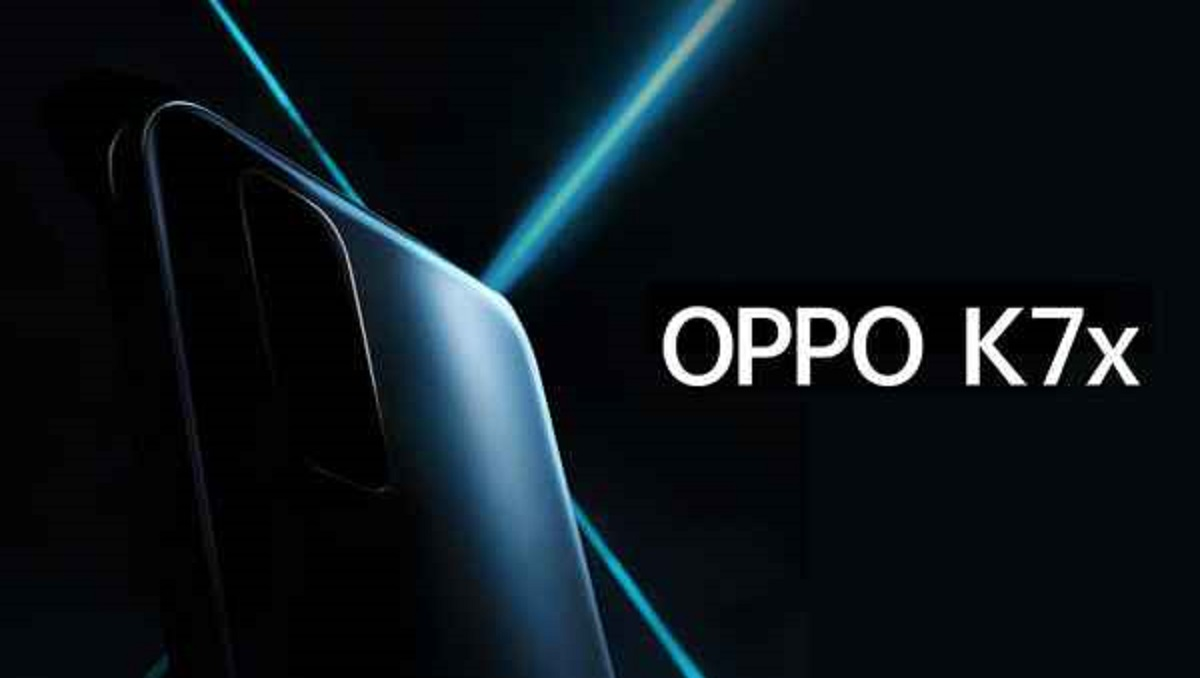 Oppo K7x Specifications Leaked Ahead of Launch