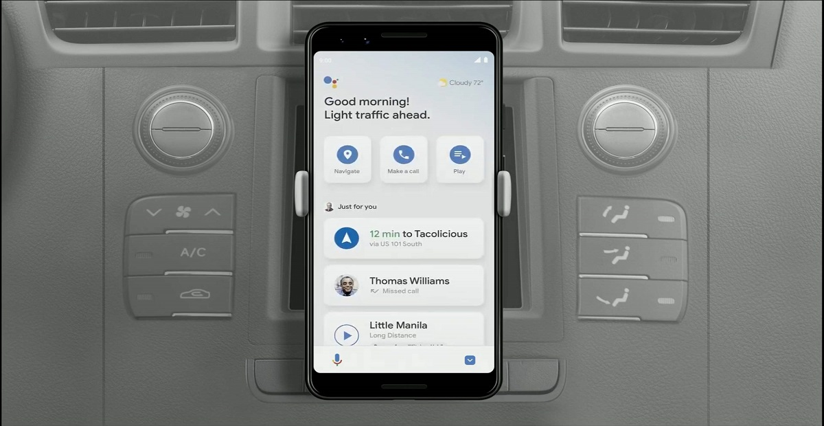 Google Maps Gets Assistant driving mode- An Alternative to Android Auto app