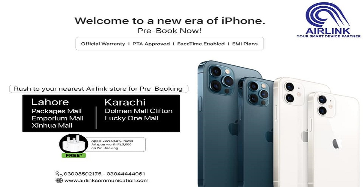 iPhone 12 Series Now Open for Pre-Booking in Pakistan: Here's How
