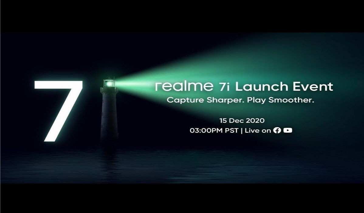 Photo of realme 7i with 64MP camera and Snapdragon 662 processor teased to be launched in Pakistan