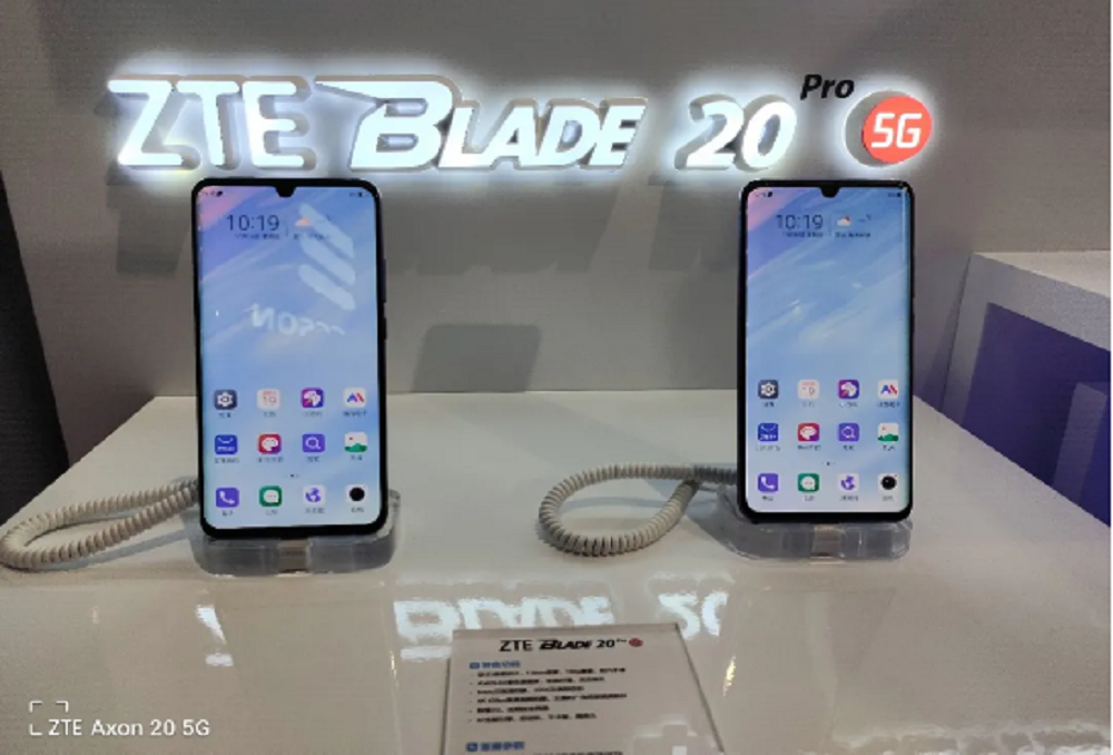 ZTE Blade 20 Pro 5G is Now Official Globally