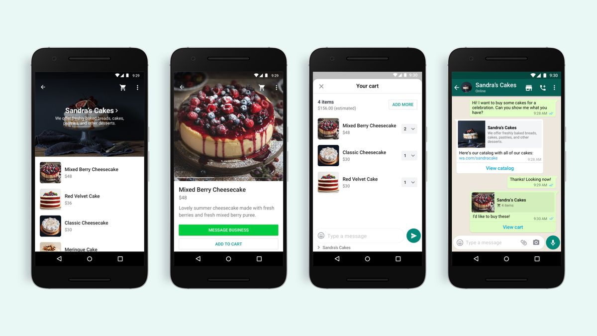 Enjoy WhatsApp Shopping Feature with New 'Add to Cart' Option