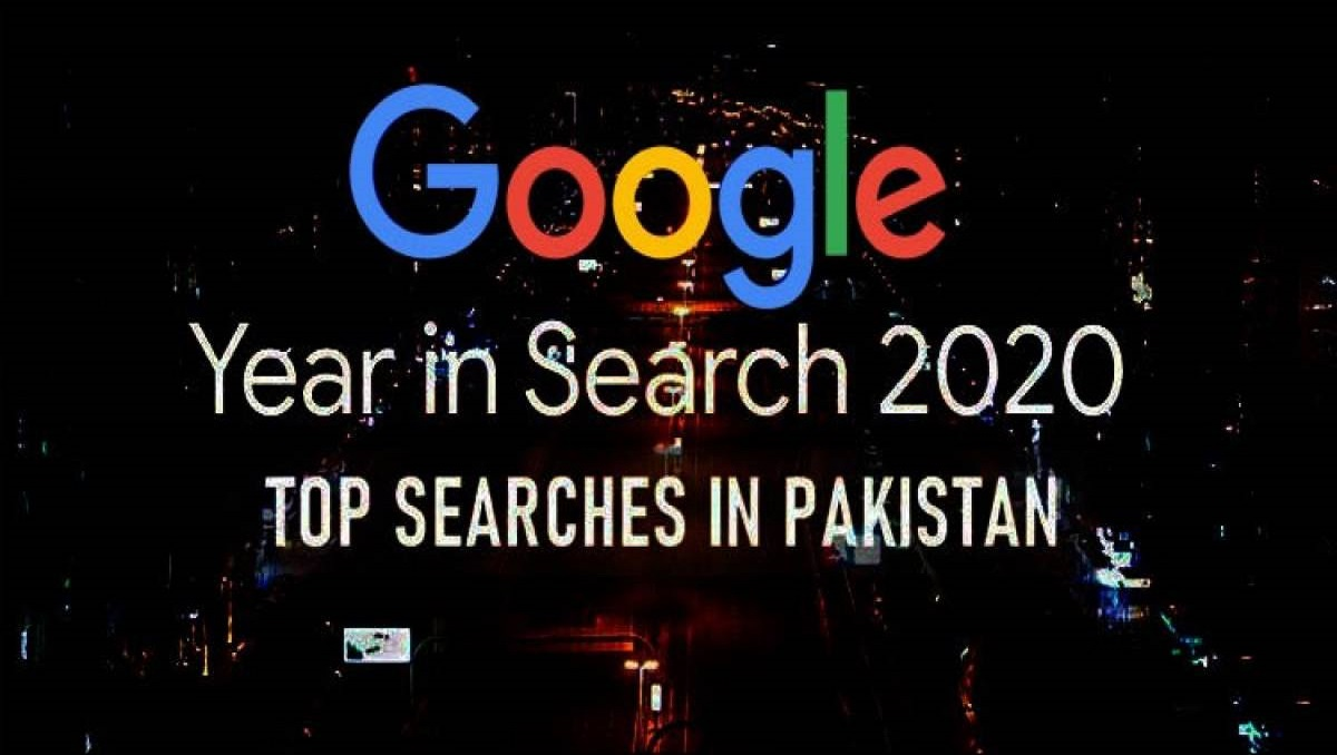 Cricket Dominates the Top 10 Searches 2020 in Pakistan