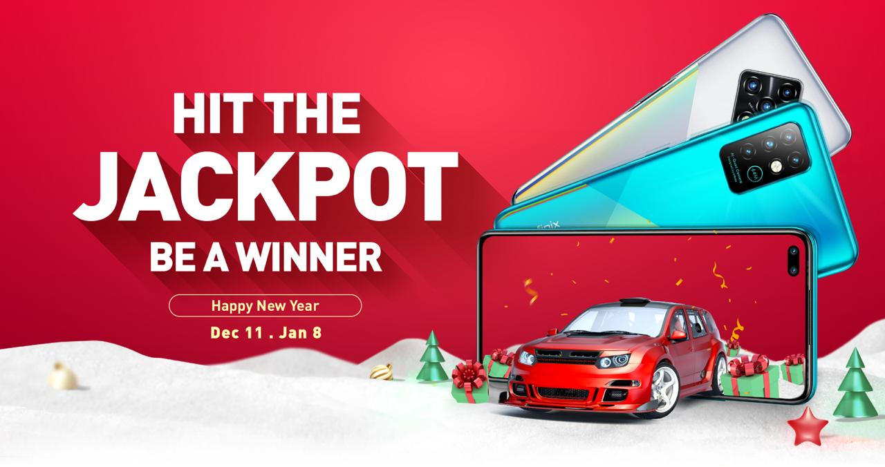 Photo of Infinix Unveils its Biggest Jackpot Event to Celebrate a Successful Year