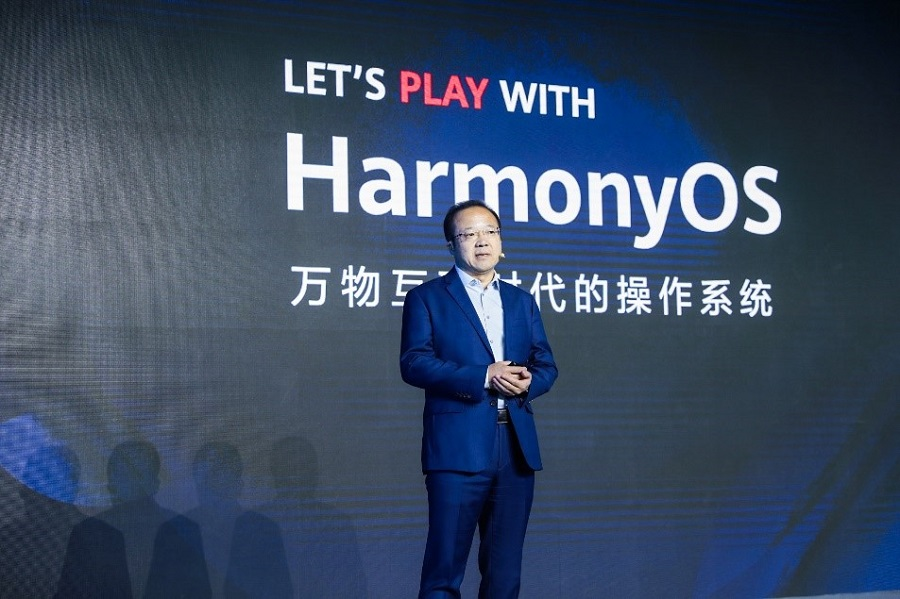 All Huawei products to use HarmonyOS_china