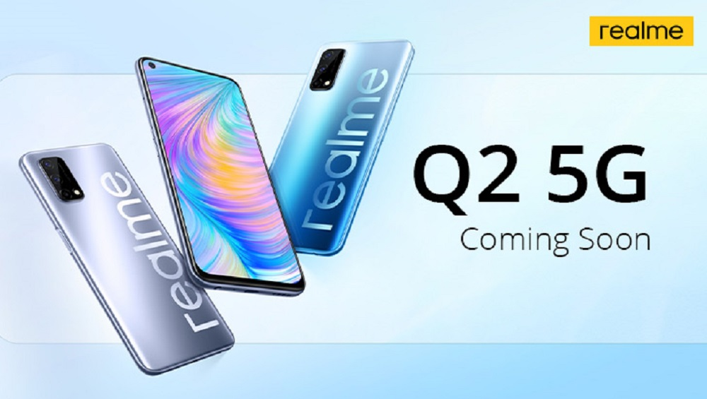 Realme Q2 5G is All Set to Launch in Pakistan