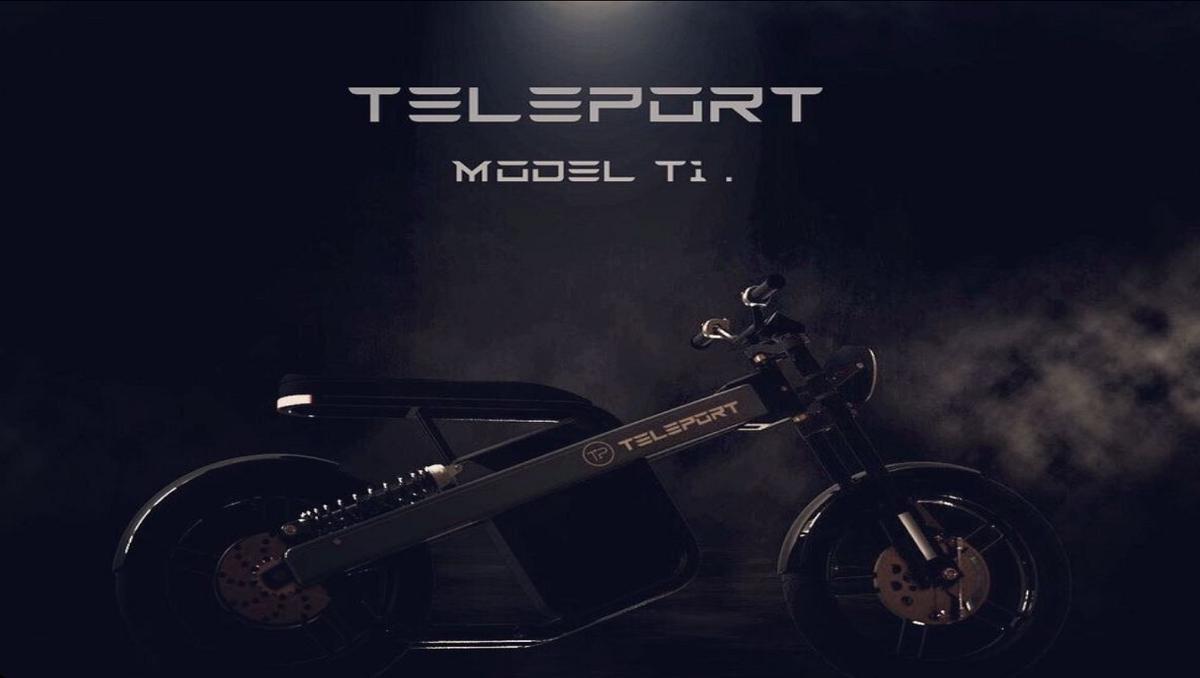 Teleport Introduces Model T1 Electric Bike in Pakistan