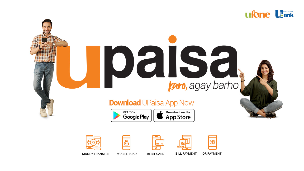 Photo of UPaisa App simplifies cashless transactions: Another step towards the vision for Digital Pakistan
