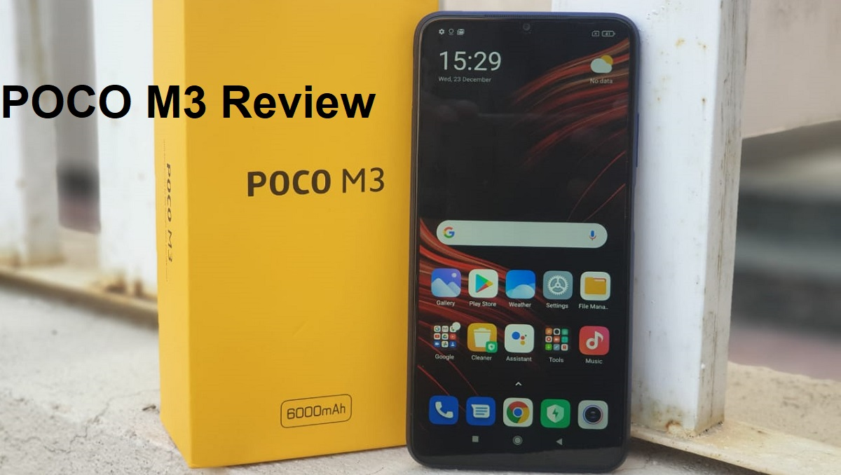 Photo of Poco M3 Review – A Phone with Gigantic Battery