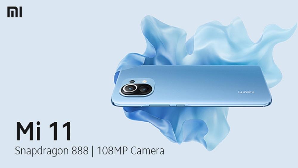 Xiaomi Unveils Mi 11 with No Charging Brick