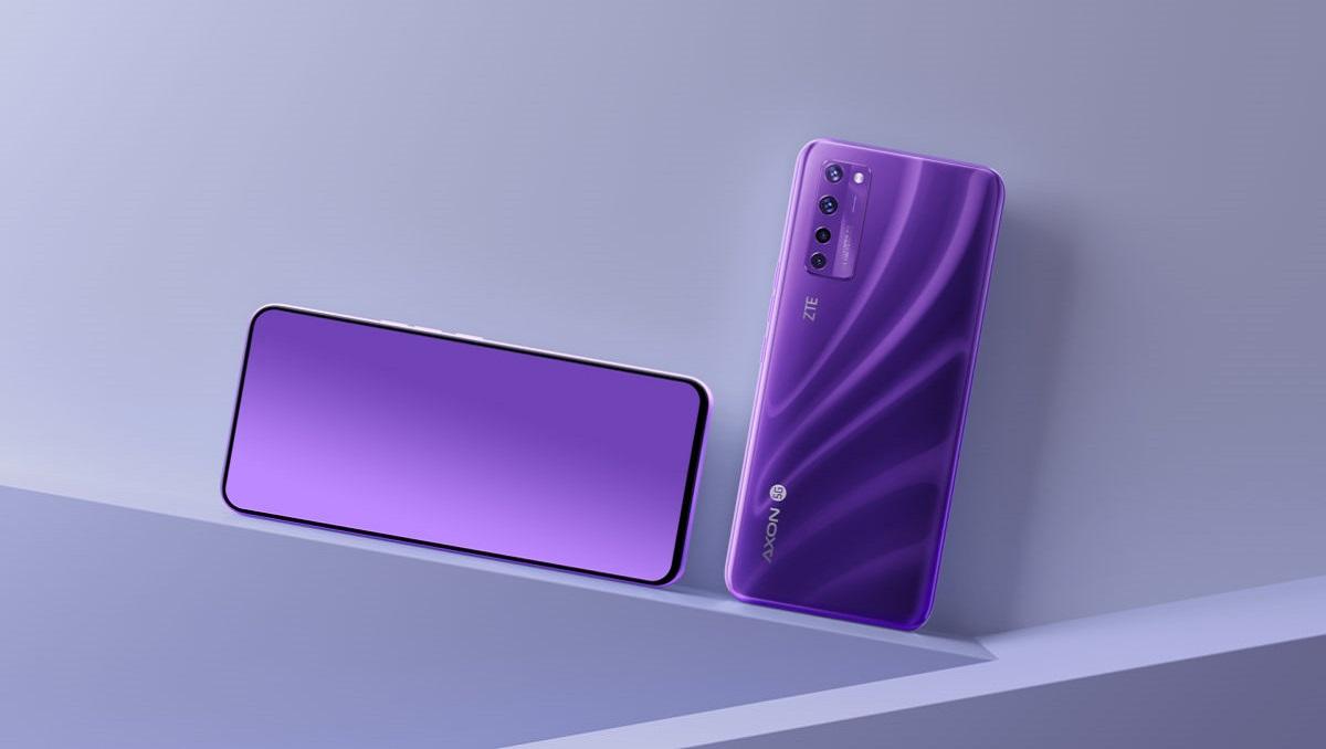 In-Display Camera Phone