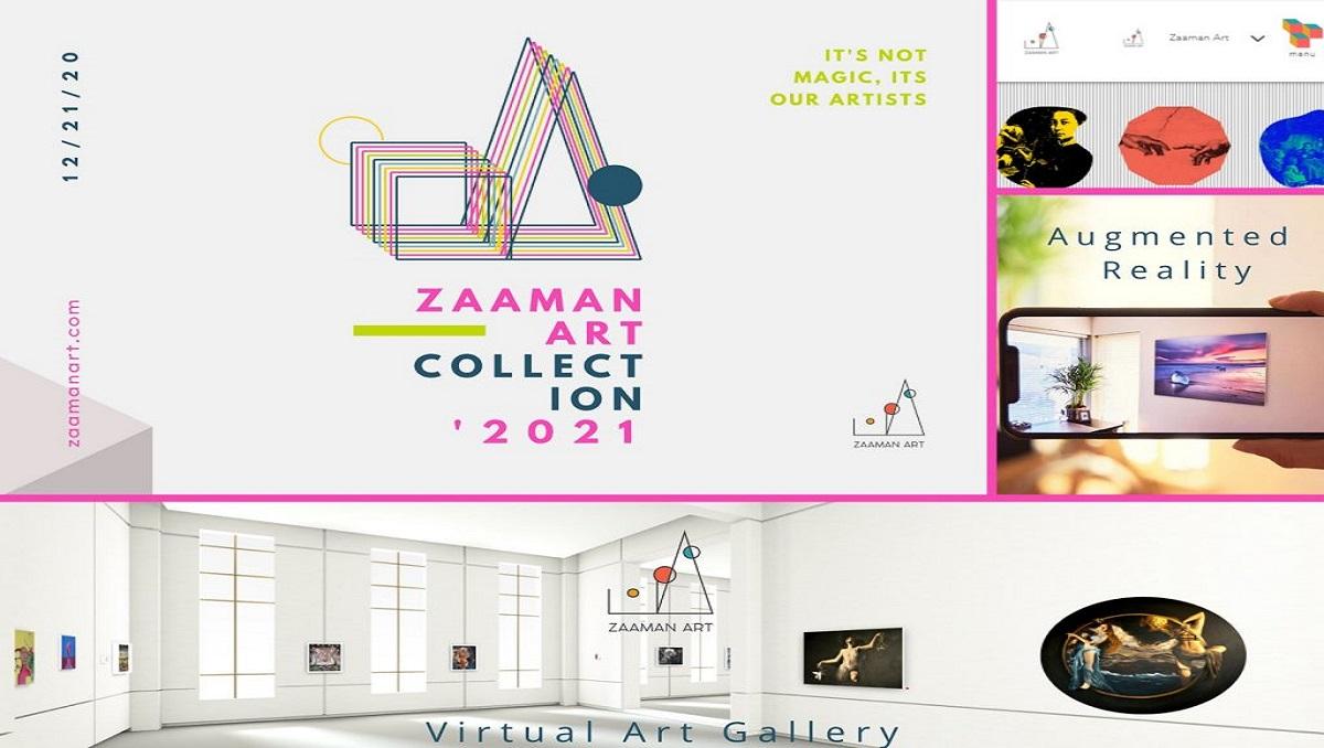 Zaaman Art: An Online Art Gallery in Pakistan