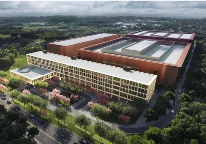 huawei chipset factory