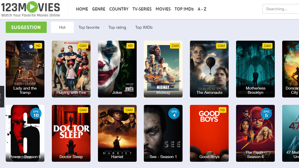 new movies download free