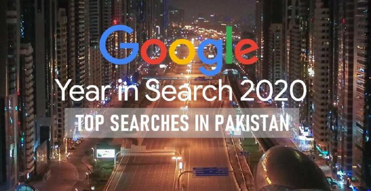 Google Top Movie and TV Searches 2020 in Pakistan