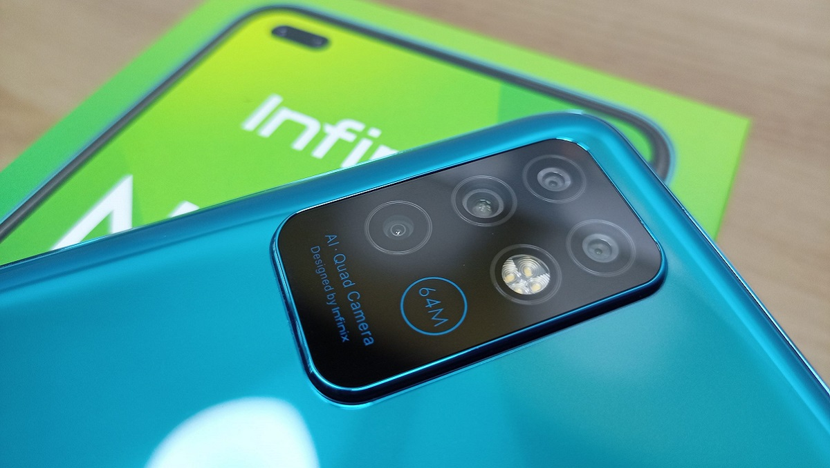 Infinix Note 8 Review