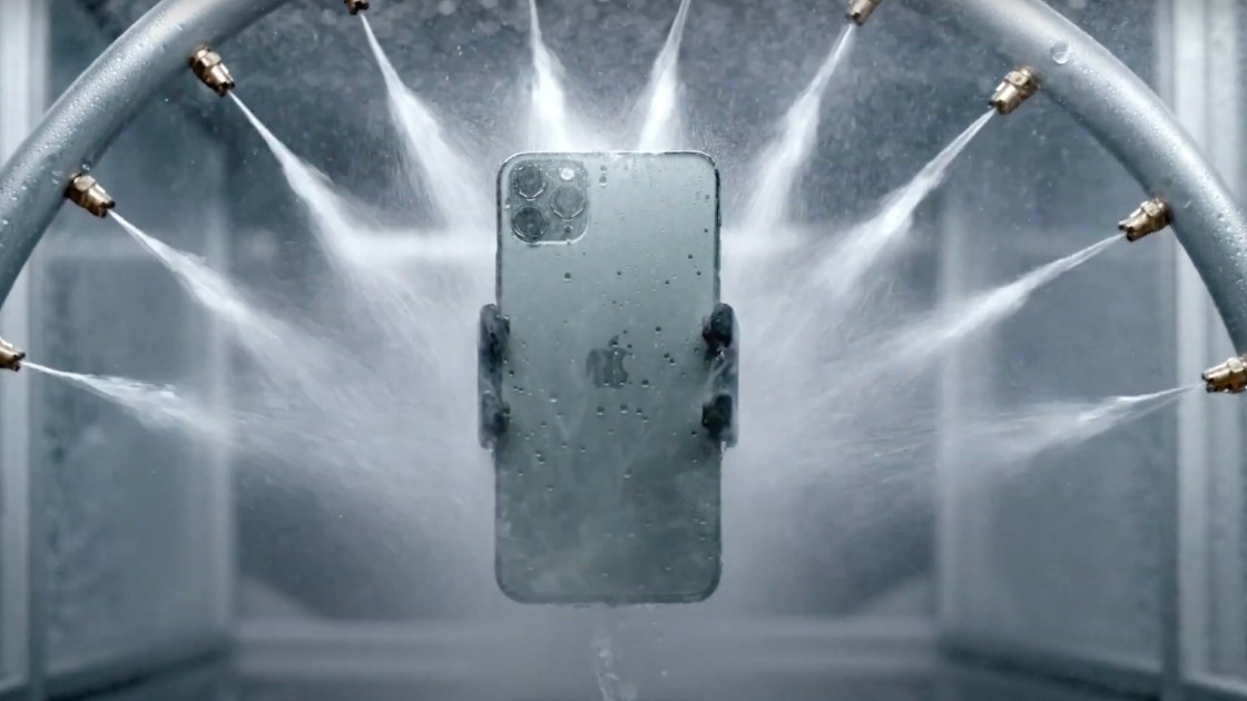 iphone Water resistance