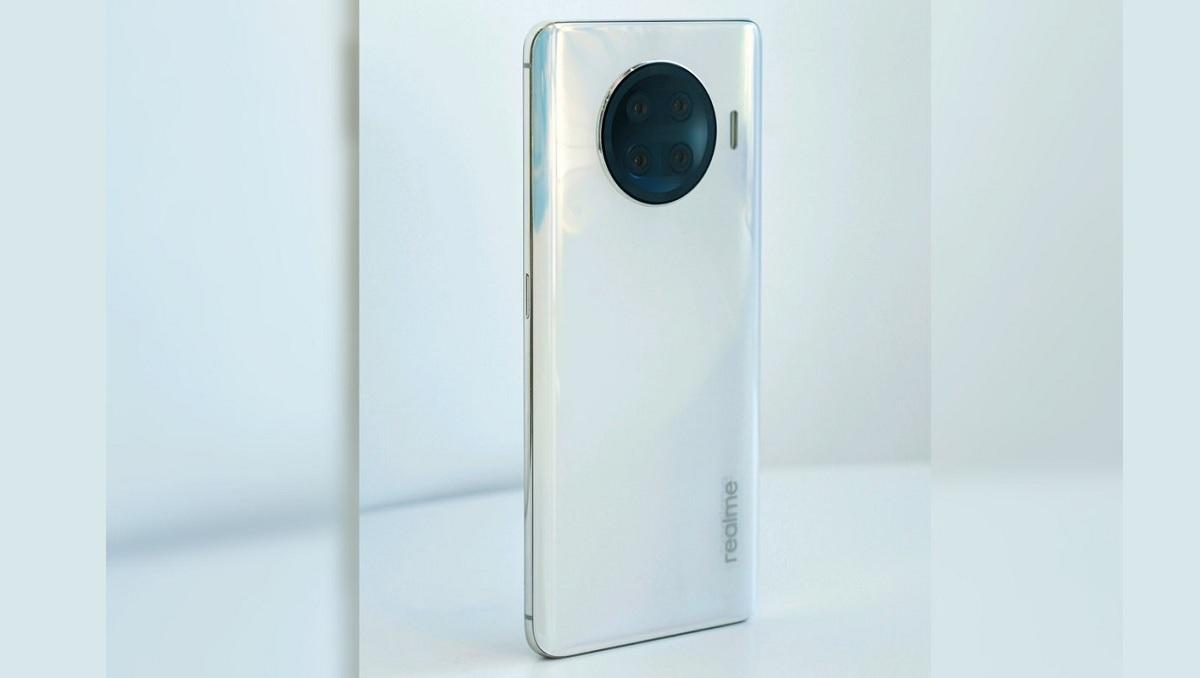 realme Snapdragon 888 SoC