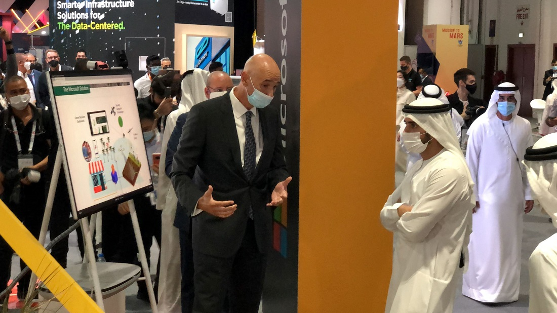 Photo of Microsoft highlights AI innovations at 40th GITEX Technology Week