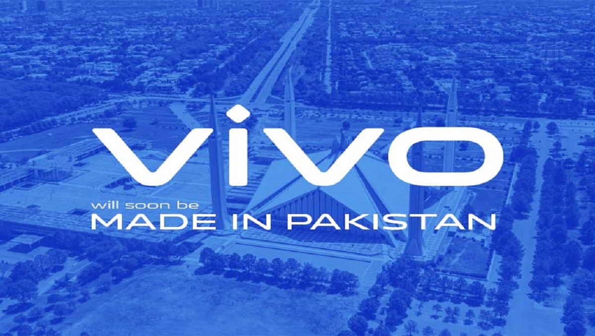 Vivo Decides to Establish a Manufacturing Facility in Pakistan