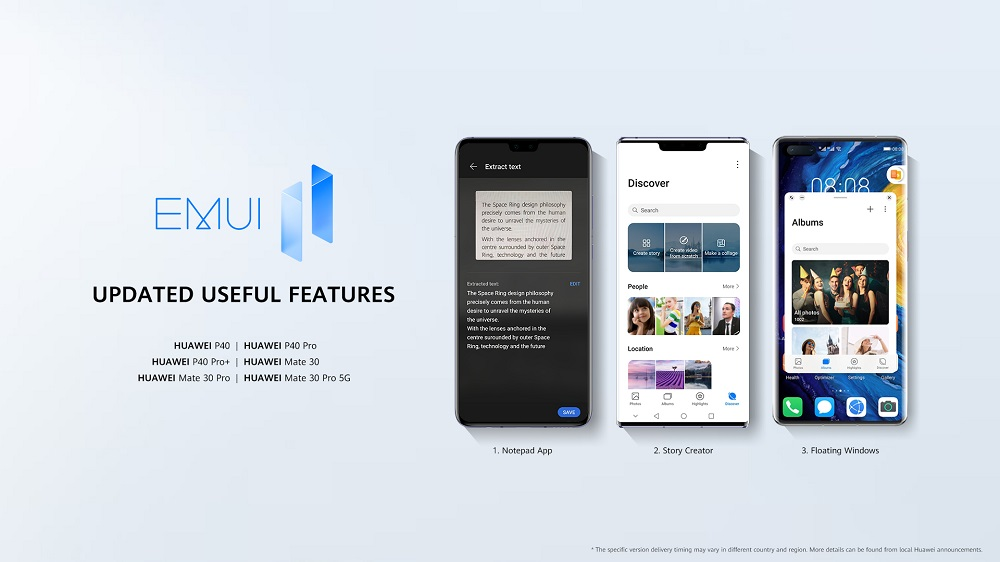 Photo of Four exciting ways to boost your productivity with Huawei EMUI 11