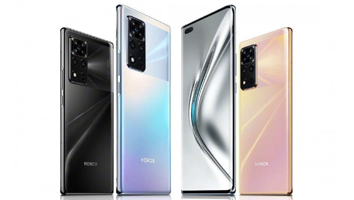 Photo of Honor V40 5G is official with Dimensity 1000+ SoC