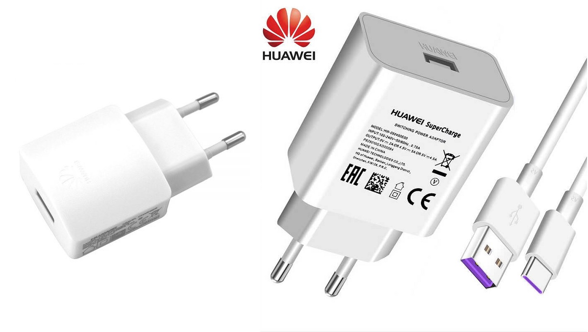 Photo of Huawei 135W Charger Certified in China