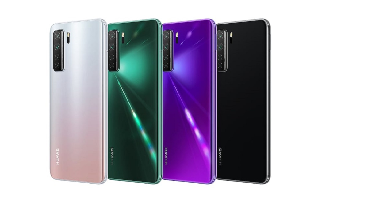 Photo of Huawei Nova 7 SE 5G Lohas Edition Launched: See Price, Specifications