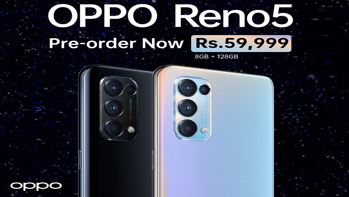 Photo of Photography lovers Smartphone, Oppo Reno5 is now Available in the Market