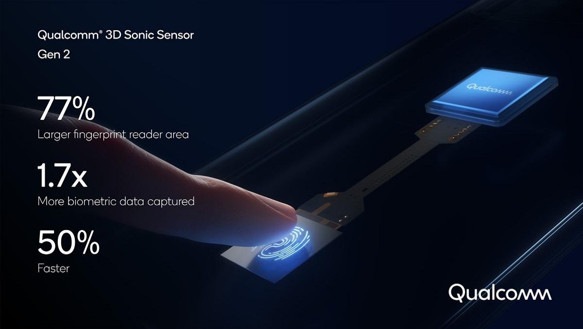 Qualcomm Announces 3D Sonic Sensor