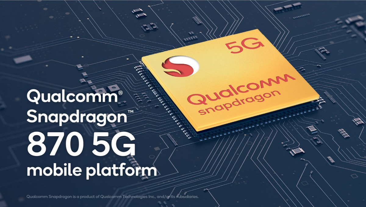 Photo of Qualcomm Announces Boosted Snapdragon 870 5G Chipset